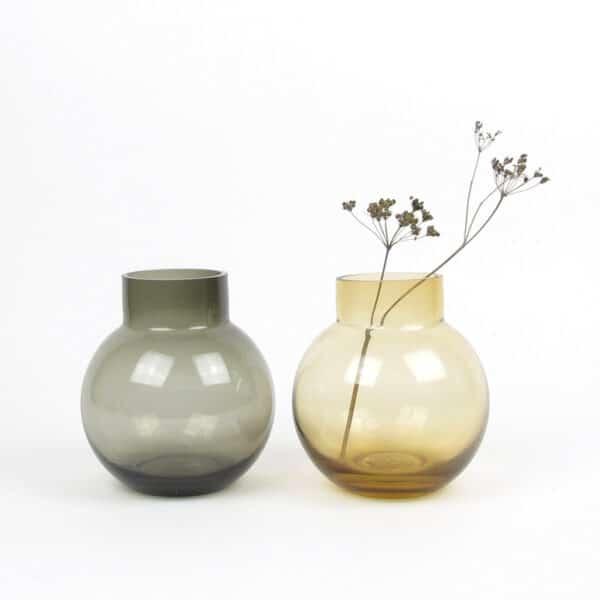 bubblan glass vases