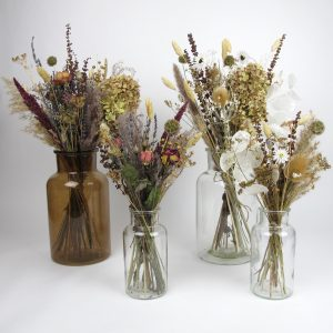 subscription dried flowers bouquets