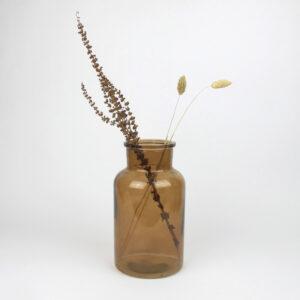 alea bottle amber med canary grass