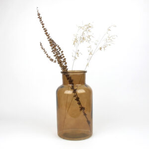 alea bottle amber med munni grass