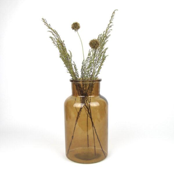 alea bottle amber med solidago