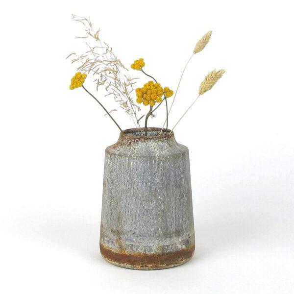 bennu mini straight vase dried lona
