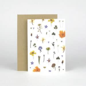 mr studio london - flower pattern card 4