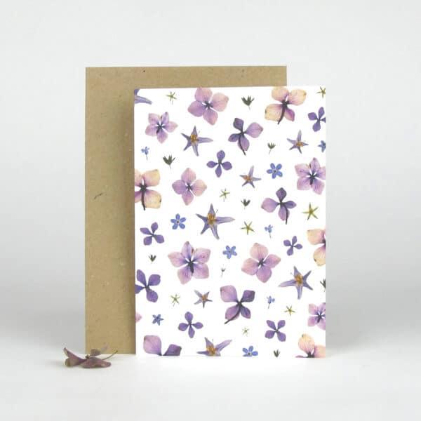 mr studio london flower 7 card