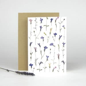 mr studio london lobelia card