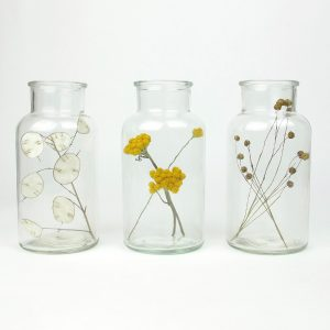 small bell jar trio honesty