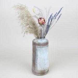 bennu vase lavender rose mix