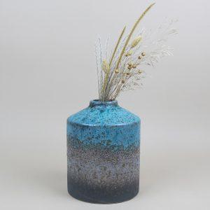 julie vase natural dried