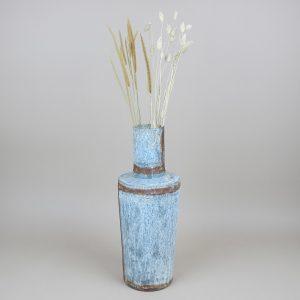 bennu bottle vase canary grass