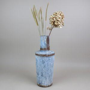 bennu bottle vase hydrangea light