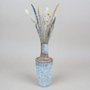 bennu bottle vase lavender mix