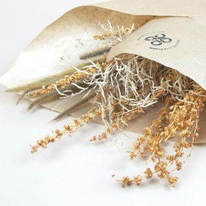 dried flower simple bouquet folk 2