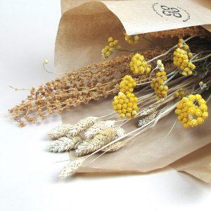 dried flower simple bouquet soul 2